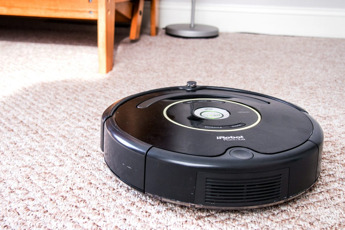 Irobot Roomba 980 Robotic Vacuum Cleaner Home Automation